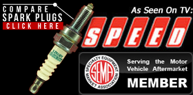 Spark Plug Cross Reference HEAT RANGE CHART