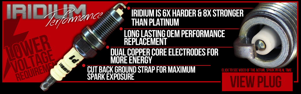 Brisk Iridium Performance Spark Plugs