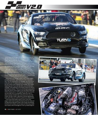 John Urist 2016 Hellion Turbo S550 in Race Pages powered by Brisk