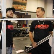 SEMA Show - Brisk USA Racing Spark Plugs